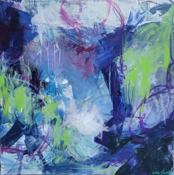 Tiptoeing Through the Seaweed by Katie Fogarty