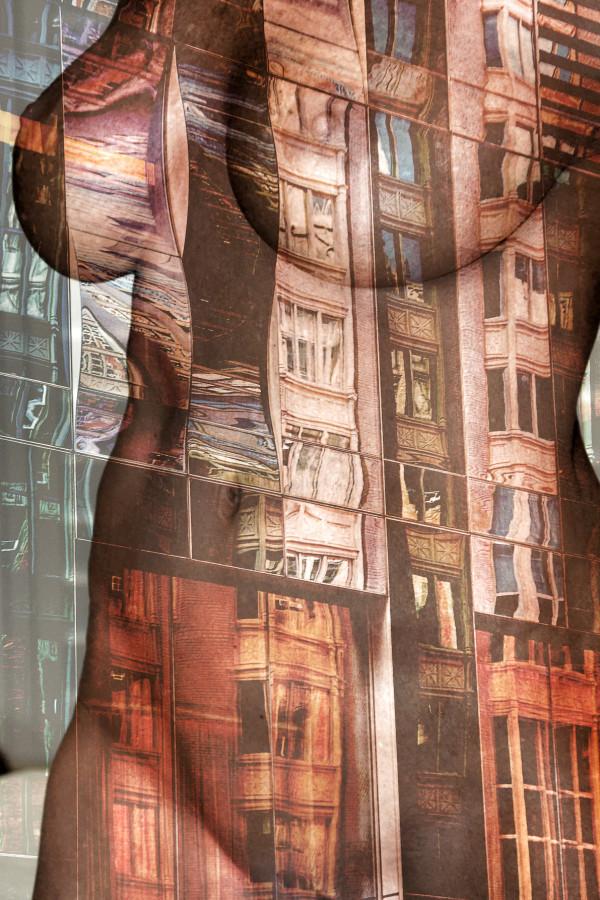 On Broadway (Painted Ladies) by Michael Endicott