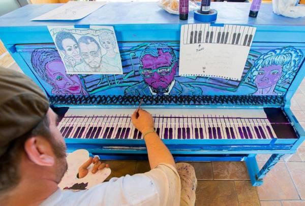 Blue Note by Sonny Luca