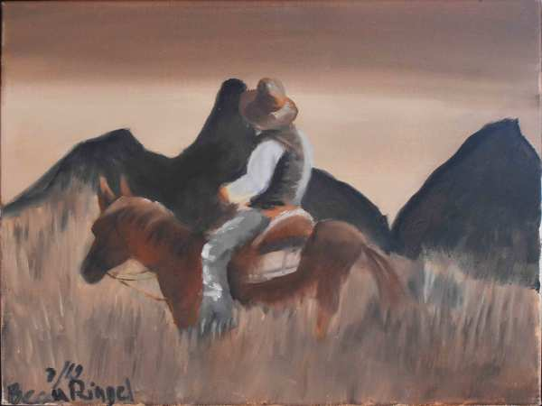 Cowboy by Beau Ringel