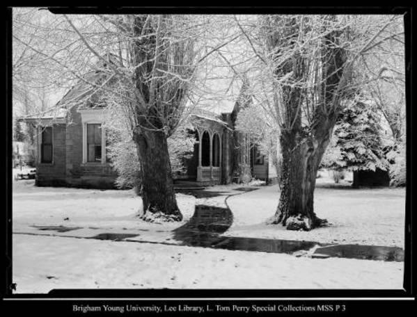 [George Beard's Home and Studio in Coalville] by George Beard
