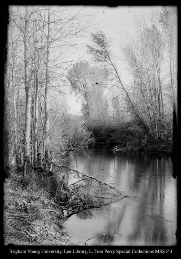 [Paul Beard, Chalk Creek] by George Beard