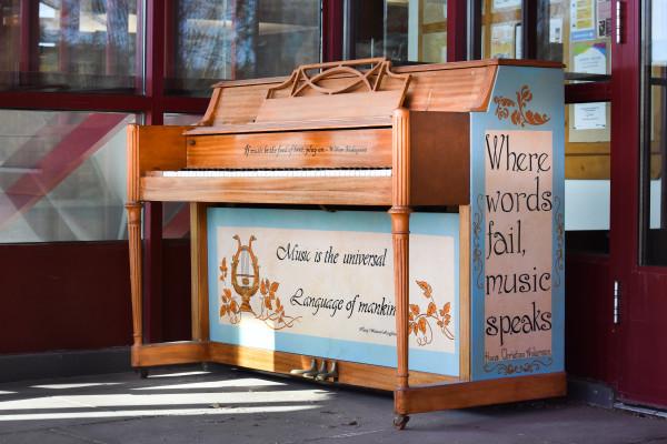 Musical Musings by Renee Mox Hall