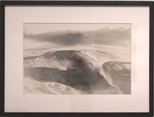 Copper Canyon II (Barranca del cobre II) by Luis Nishizawa