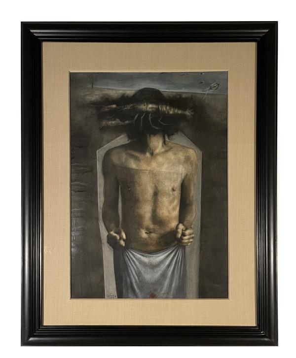 Lazarus (Lázaro) by Arturo Rivera