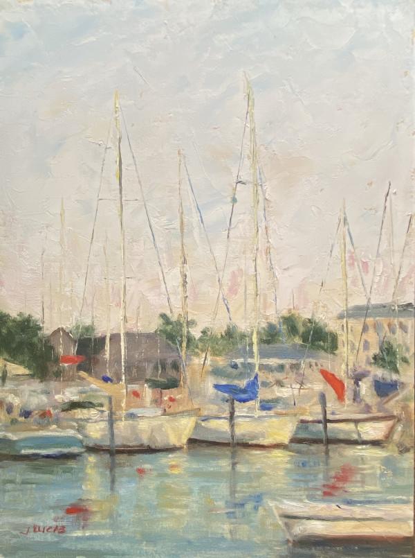 Still Harbor by Janet Lucas Beck