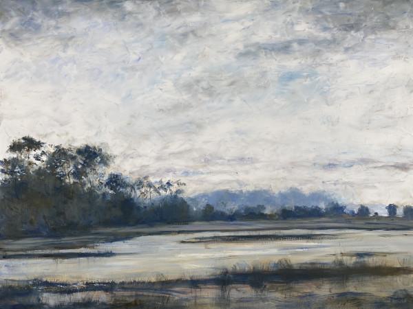 Serene Evening by Janet Lucas Beck