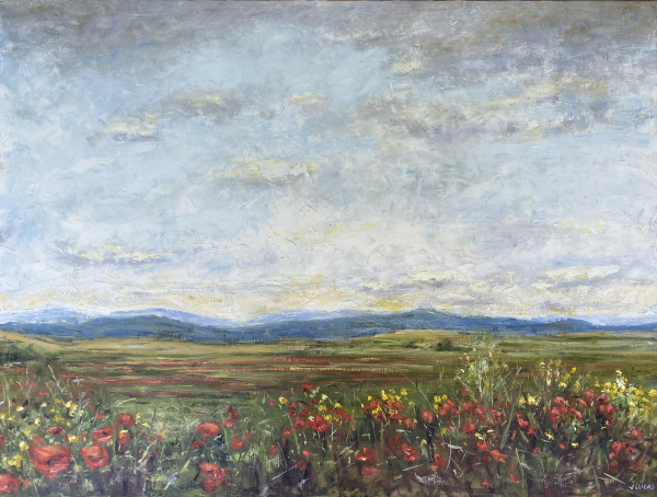 Poppies by Janet Lucas Beck