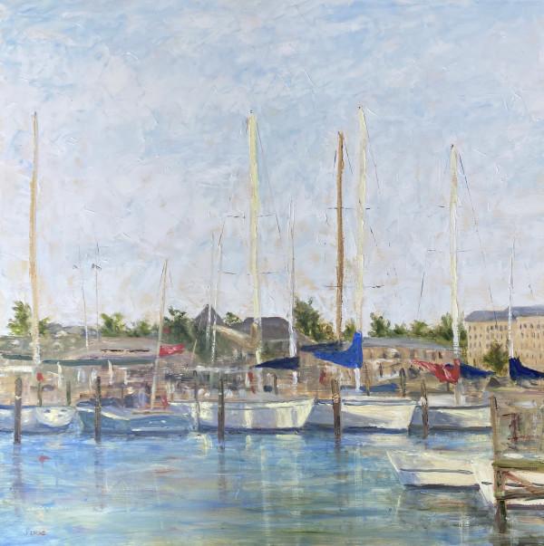 Quiet Harbor by Janet Lucas Beck