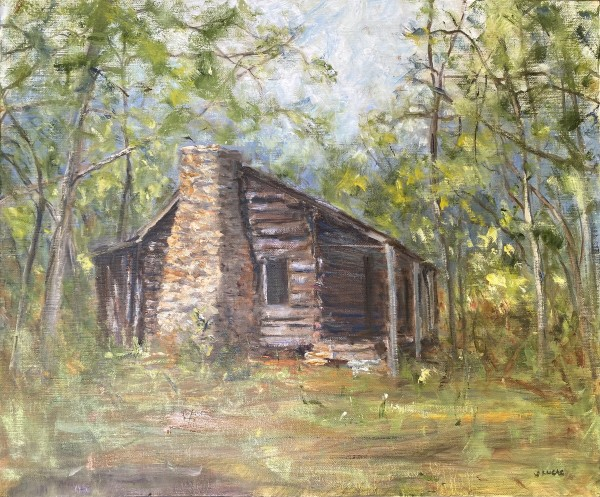 Mill Spring by Janet Lucas Beck