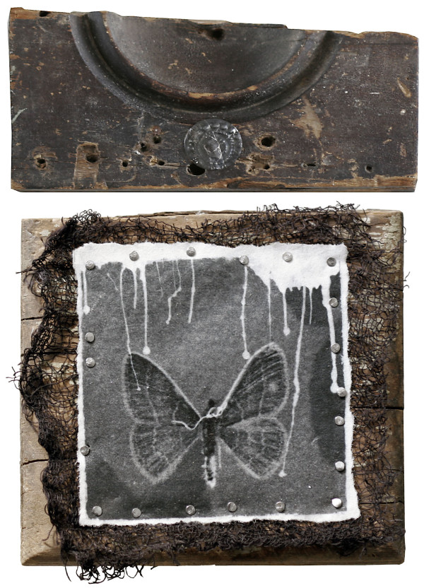 fixing the whole (diptych) by terri bell