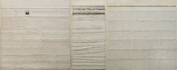 static motion and variations (triptych) by terri bell
