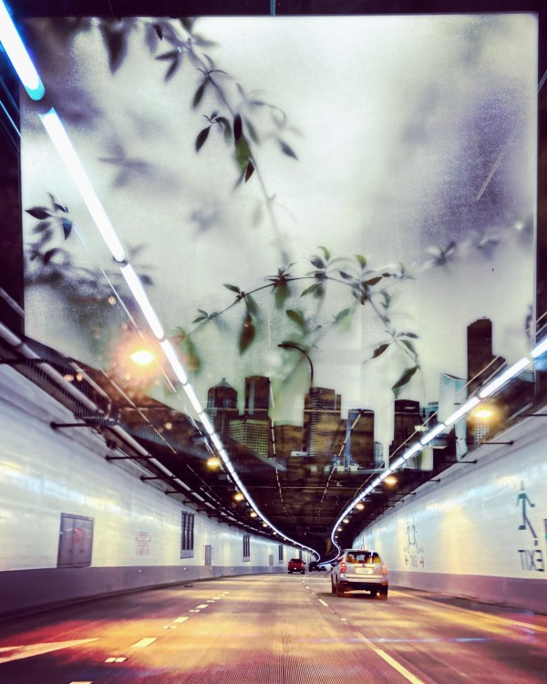 Morning Commute by risarranged by LMB