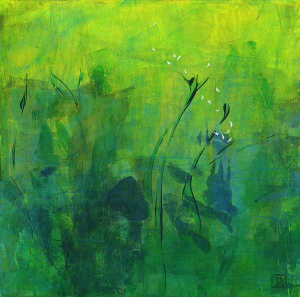 Verdant #1 by Julia R. Berkley