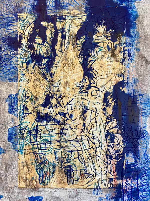 Three Magicians by Christopher Padgett Hunnicutt