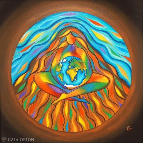 Creative Flow by Gaia Orion