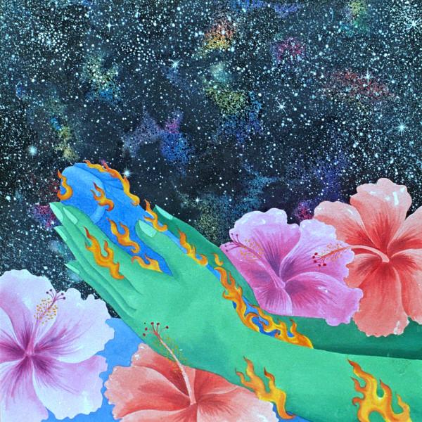 Offering the Milky Way by Jennifer Baird