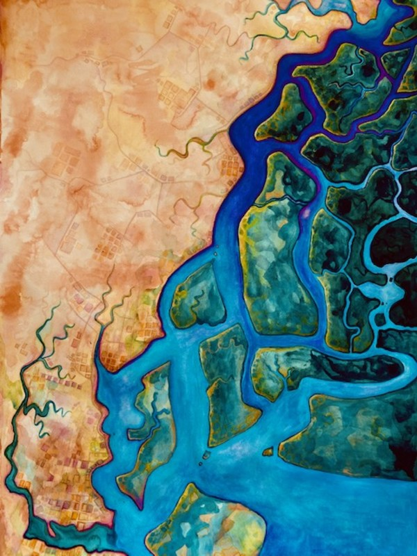 Delta Series: The Finger Print of God 3. by Sally Adnams Jones