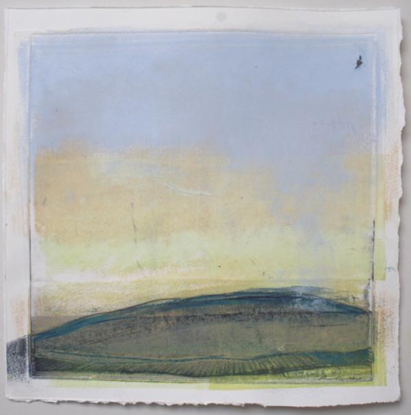 Sunrise, Badbury Hill v.10 by Ruth Ander