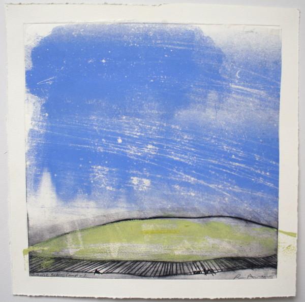 Sunrise, Badbury Hill v.2 by Ruth Ander