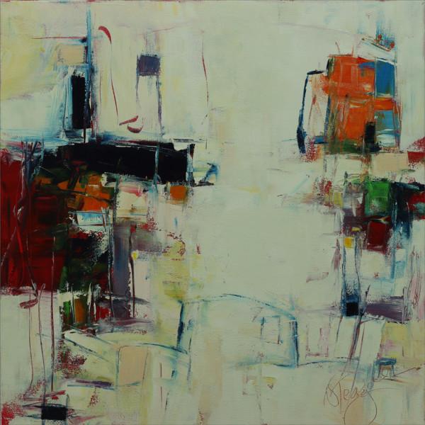 Adjusting by Nancy Teague