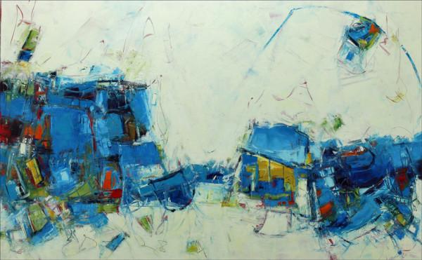 Bebop Blues by Nancy Teague