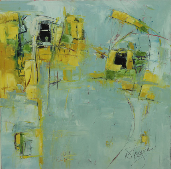 Buoyant by Nancy Teague
