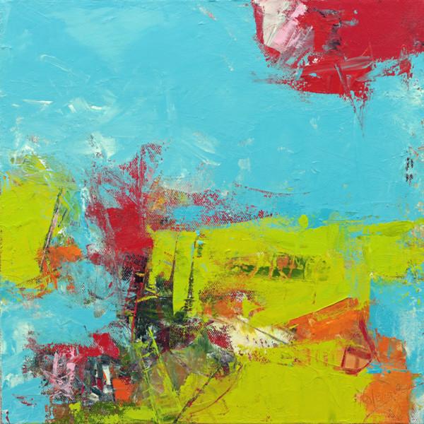 Wispy Above by Nancy Teague