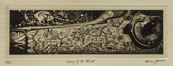 Glory of the Hunt #6 of 50 by Passerina Press