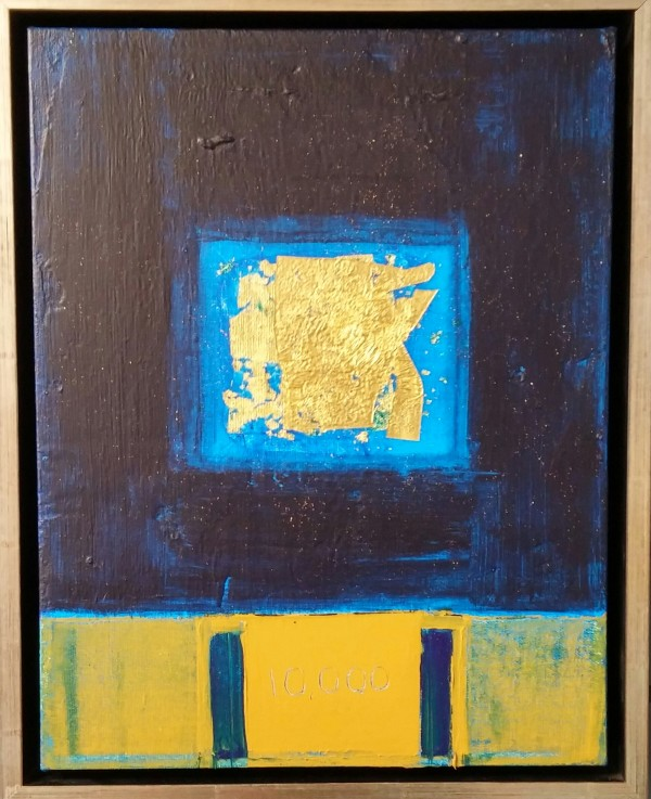 Spirit Door 1 by HB Barry Strasbourg-Thompson BFA