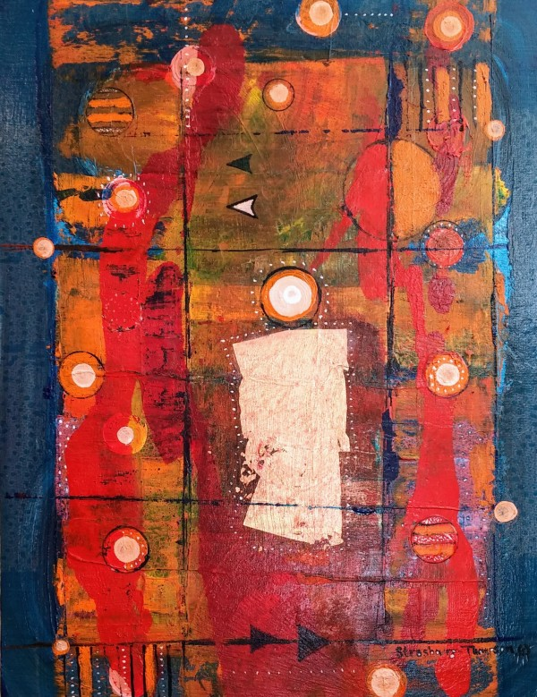 Tender by HB Barry Strasbourg-Thompson BFA