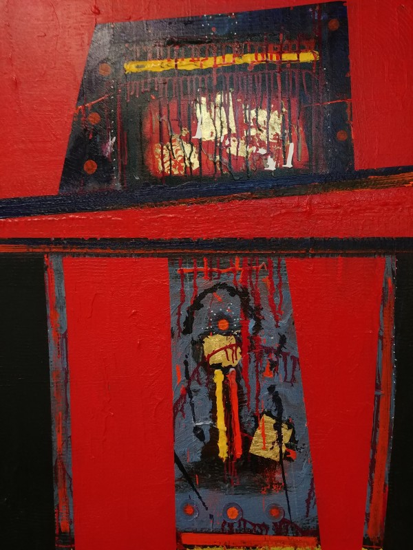 Seeker 4 by HB Barry Strasbourg-Thompson BFA