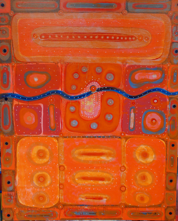 Namaste H71066 by HB Barry Strasbourg-Thompson BFA