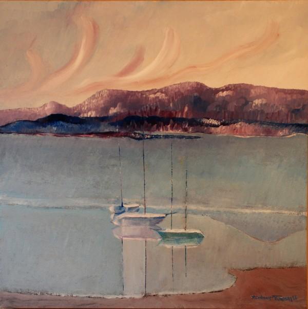 Vancouver Island -  Paradise by HB Barry Strasbourg-Thompson BFA