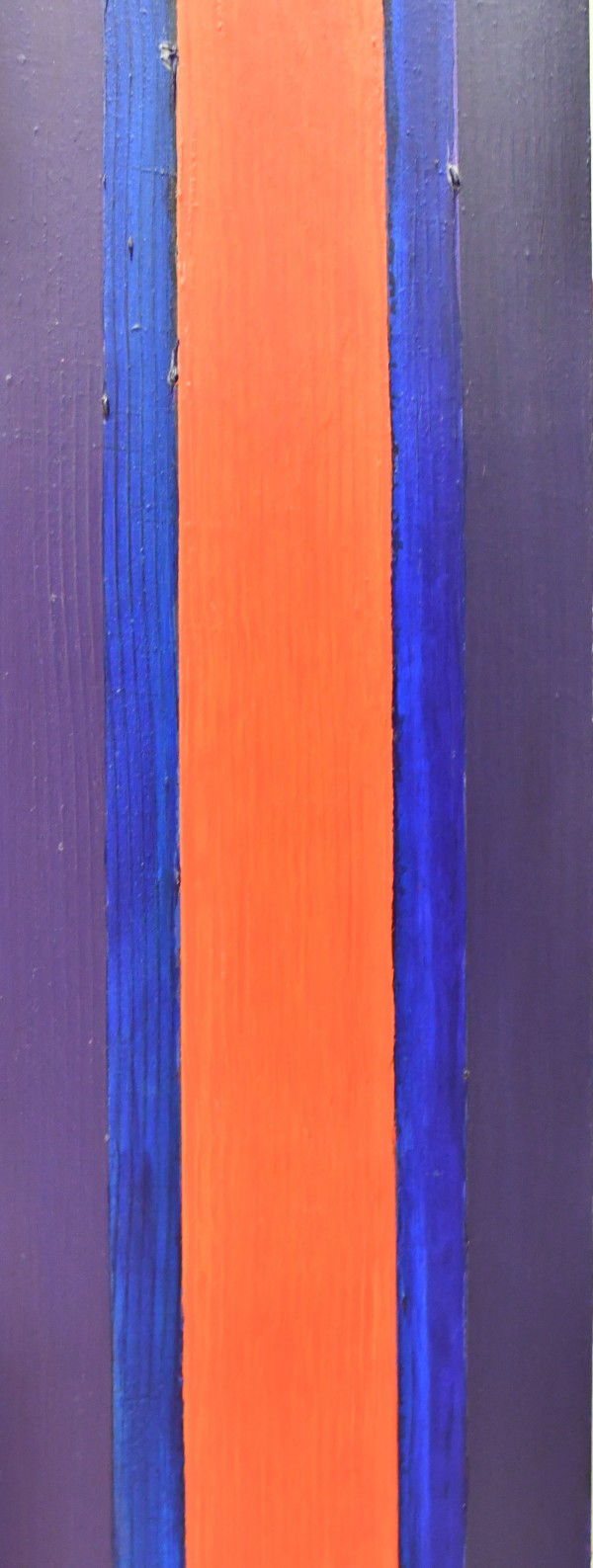 Alternation / Homage to Barnett Newman by HB Barry Strasbourg-Thompson BFA