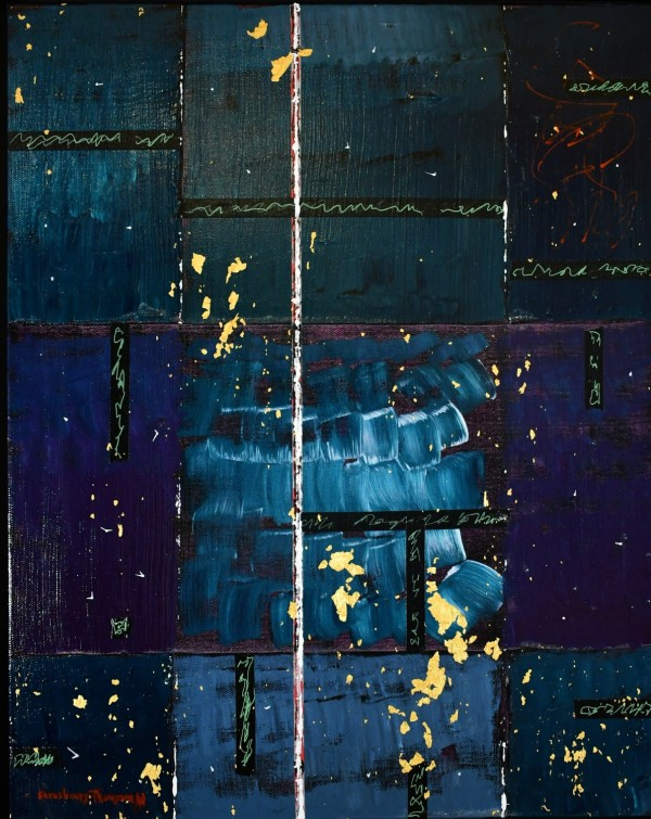 ART PROMOTES WELLNESS..Rupture H74250521 by HB Barry Strasbourg-Thompson BFA