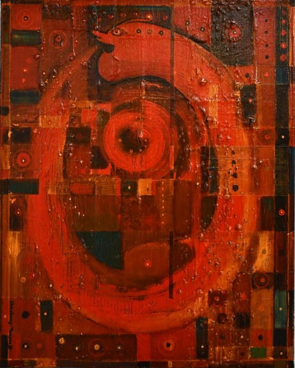 Eternity #1 H74150121 by HB Barry Strasbourg-Thompson BFA