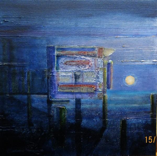 Midnight Oil Paradise by HB Barry Strasbourg-Thompson BFA
