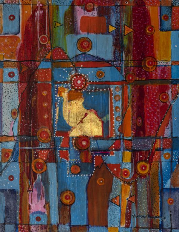 Namaste by HB Barry Strasbourg-Thompson BFA