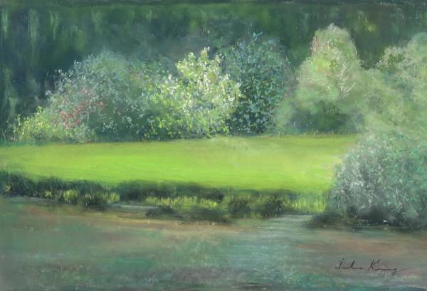 Idahome Spring - St. Joe River