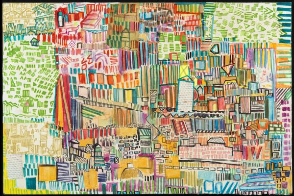 yesterday's scraps by Miriam Singer