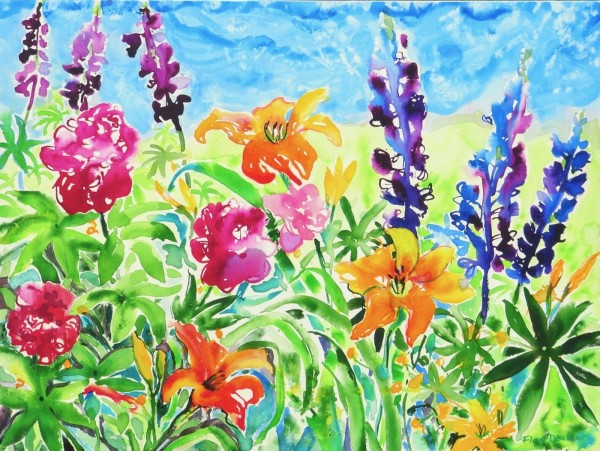 Land of Dreams by Flora Doehler