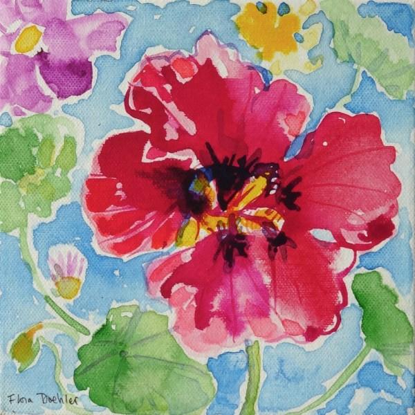 Blossom by Flora Doehler