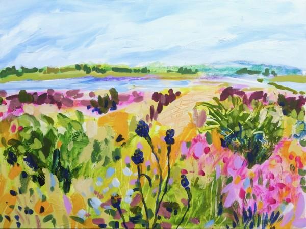 Brier Island Summer by Flora Doehler