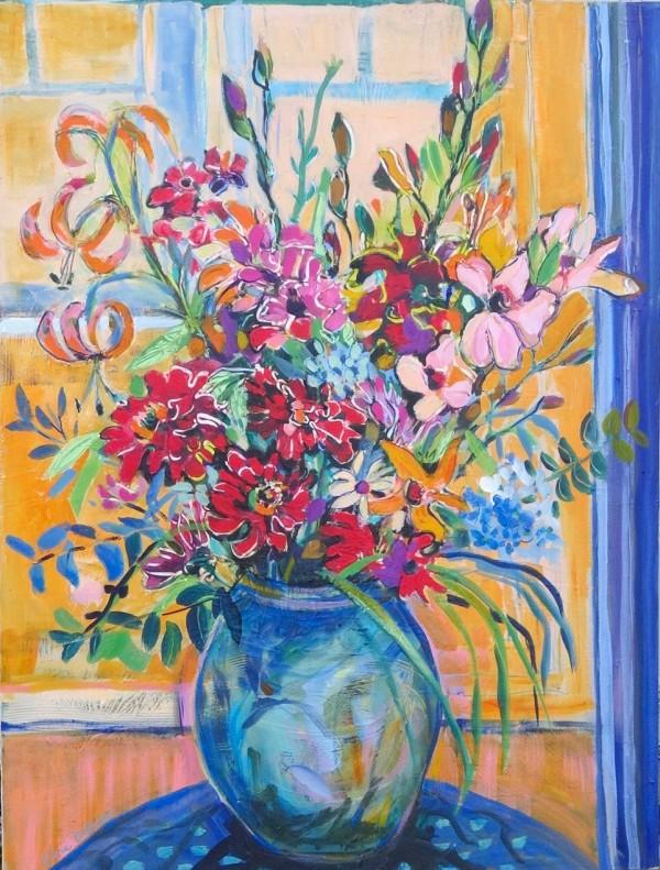 Summer's Bounty by Flora Doehler