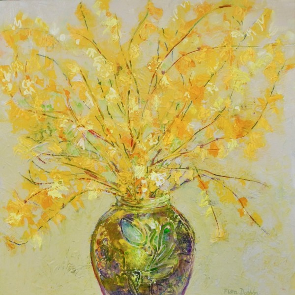 Spring's Yellow Dragon by Flora Doehler