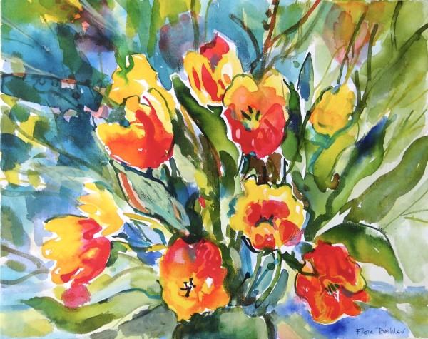 Spring Again by Flora Doehler