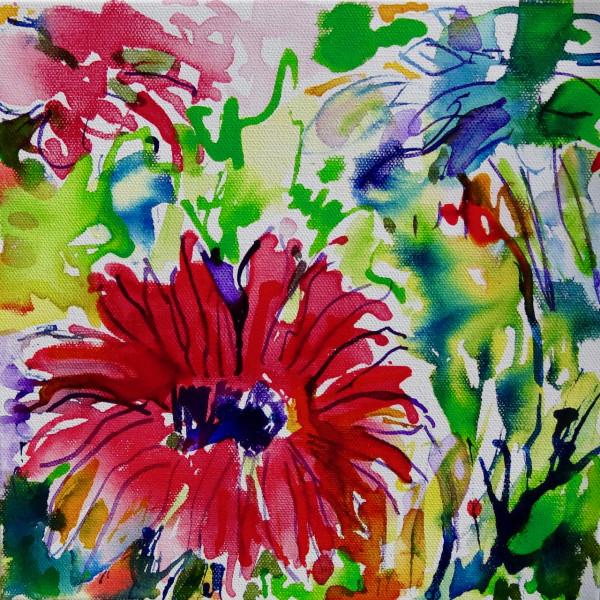 Beebalm by Flora Doehler