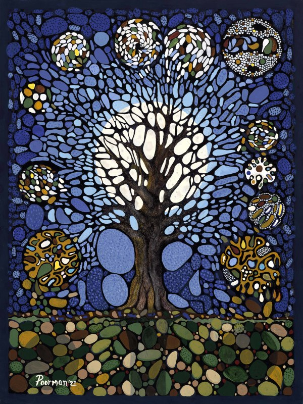 Tree of Life -- Midnight