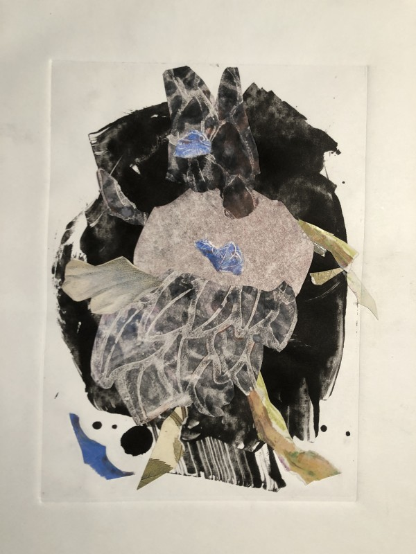 Dancing Rabbit by Susan Grucci